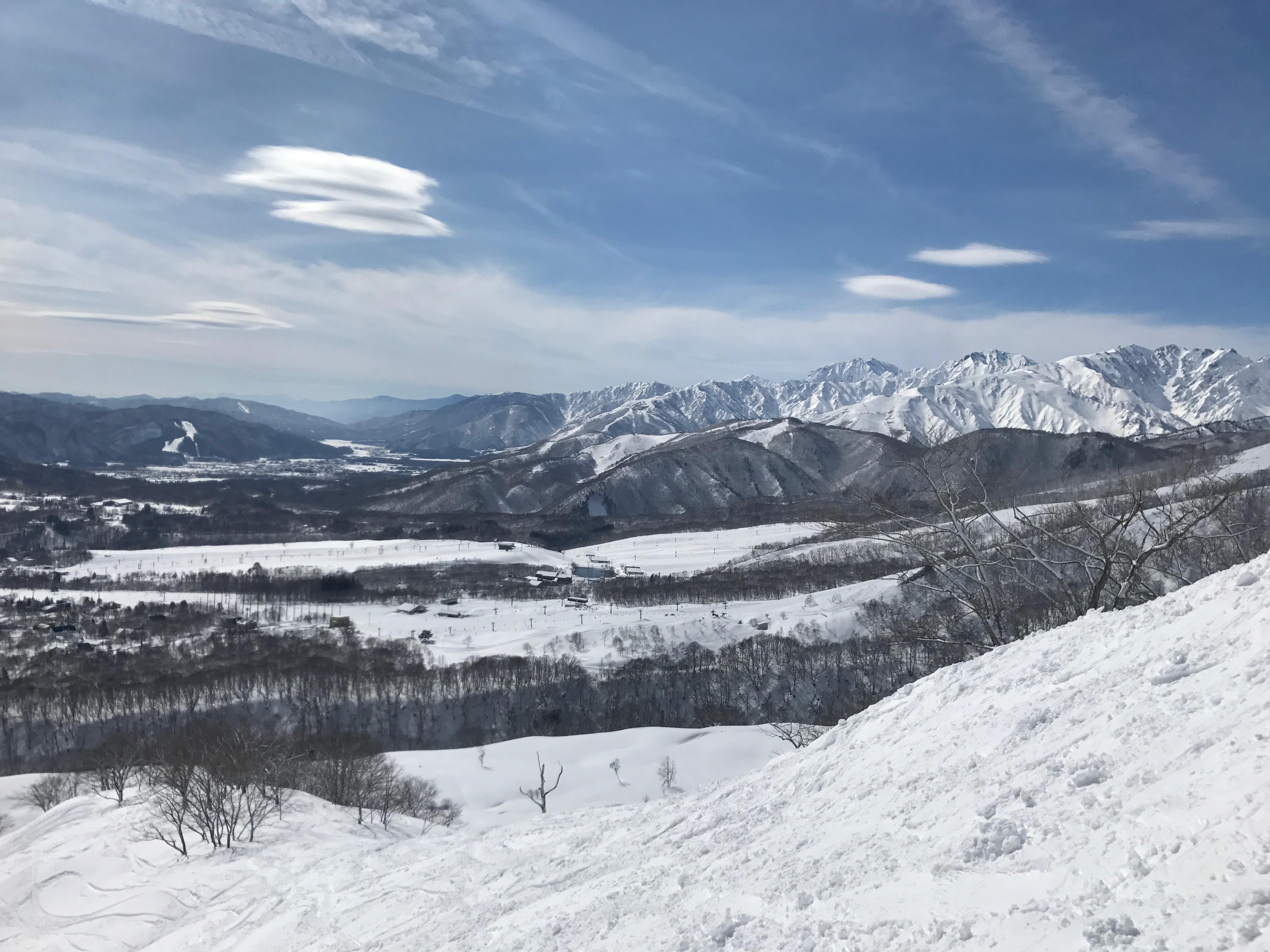 券 リフト スキー 栂 池 高原 場