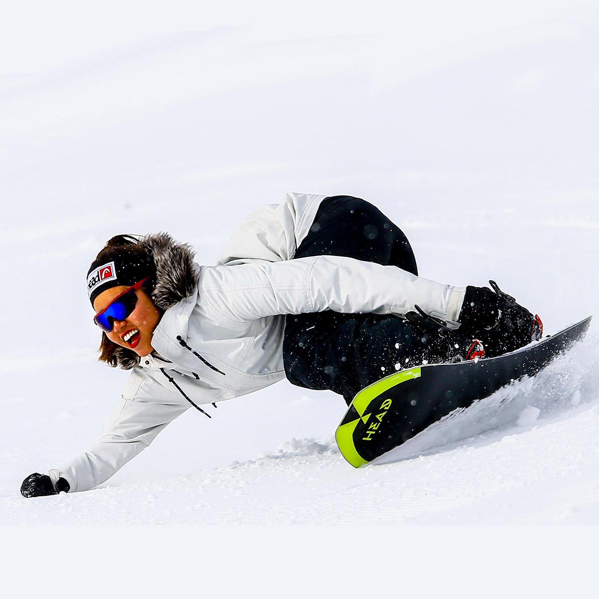 鈴木瑠奈のEnglish On Snow Vol.1 ネイティブな自己紹介編