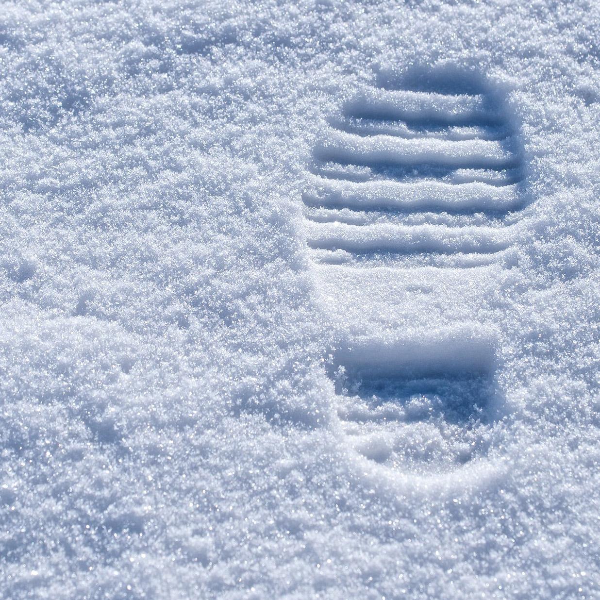 冬の「足汗ケア」で冷え撃退